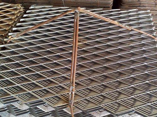 冲压钢板网