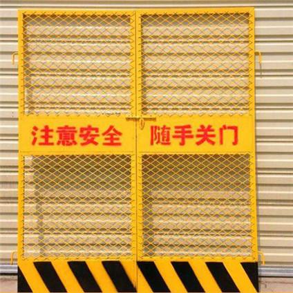 钢板网电梯安全门0
