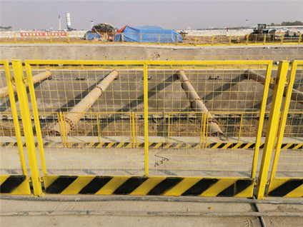 工地护栏0