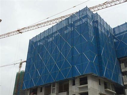 建筑爬架网3