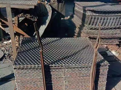 脚手架钢笆网